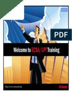 ECSAv4 Module 00 Student Introduction
