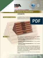 Dinamita Famesa Pulverulenta