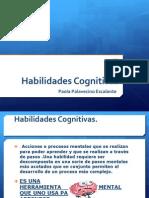 Habilidades Cognitivas e Inferencias en La Comprension Lectora