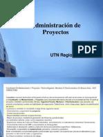 2015 Utn - Parte 1 - Introduccion - Planificacion