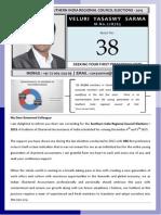 Manifesto - Serial No.38 - Veluri Yasaswy Sarma