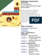 ShellCoder's Programming Uncovered (Kris Kaspersky)