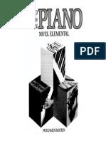 Metodo Bastien de Piano