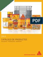 Catalogo Productos Sika