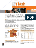 L'Emploi en Bourgogne Franche-Comté