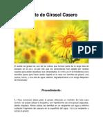 Como hacer aceite de girasol casero.pdf