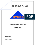 CP220i Manual Standard Part Numbers Complete - Master