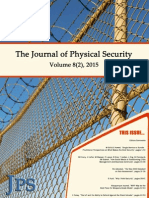 Journal of Physical Security 8(2)