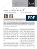 2014 Effective-stress Strength of Peat in Triaxial Compression ICE Geotechnical Engineering-libre
