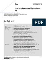 Imbusch, P. Et Al. - Violence Research in Latin America and the Caribbean