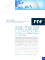 El Papel de Los Think Tanks