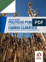 Analisis Politicas Publicas-cambio Climatico