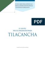 Avances Mecanismo-retribux Serv Ecost-tilacancha