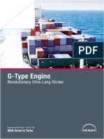 MAN G-Type Engine