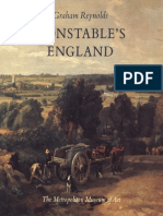 REYNOLDS, G. Constable's England, 1983