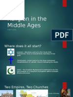 chapter 1 - religion in the middle ages
