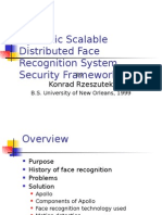 Dynamic Facrte Recognition