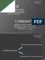 Análise Combinatóia