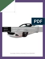 Análisis social y estético Ferrari California T