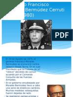 Gobierno Francisco Morales Bermúdez Cerruti (1975-1980)