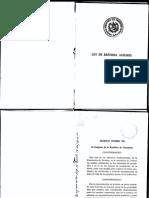 Ley de Reforma Agraria Decreto 900