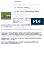 REDD+ as an international cooperation strategy under the global climate change regime