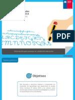 Taller Escritura Imprimible