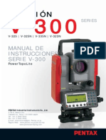 Manual PTL Estaciones V300 Español