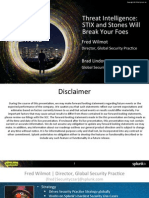 Conf2014 FredWilmot Splunk Security (2)