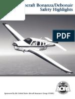 Beechcraft Bonanza & Debonair Safety Highlights