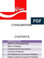 Consumerism Affects Women