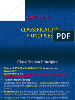 CHAPTER 1.Classification Principles