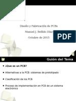 Disenio y fabricacion de pcb