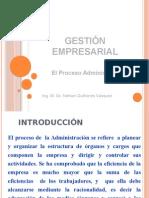 2. El Proceso Administrativo