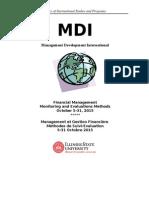 MDI Graduation Booklet October 2015 Updated Aslani Bio
