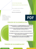 oligomerizacion