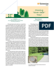 (Gardening) Choosing 'Sewer Safer' Trees