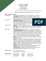 Jobswire.com Resume of roryanne98404