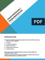 Caracterización y Problematización [Autoguardado]
