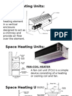 Space Heating Units