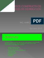 Materia Construcción de Redes de Distribución