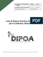 Guía de Buenas Prácticas de Higiene Para La Industria Alimentaria