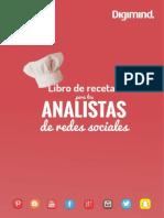 Libro de Recetas Para Los Analistas de Redes Sociales-DIGIMIND 1