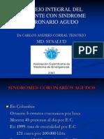 Manejointegraldelpacienteconsindromecoronarioagudocact Ppt 121023064920 Phpapp02