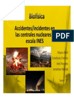 Accidentes Centrales Nucleares