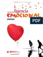 Inteligencia Emocional Completísimo Programa de Educación Emocional Fichas Primaria 8 10