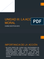 Unidad III 2015 Ética