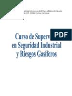 curso supervisor de seguridad industrial