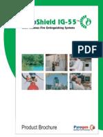 Pyroshield Brochure (2008)