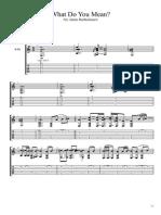 What Do You Mean PDF.pdf